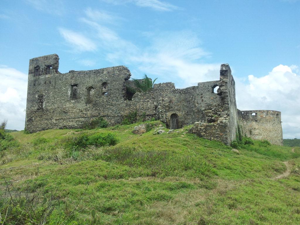 Fort Amsterdam Ghana by Akonu-Atta William Wikimedia Commons