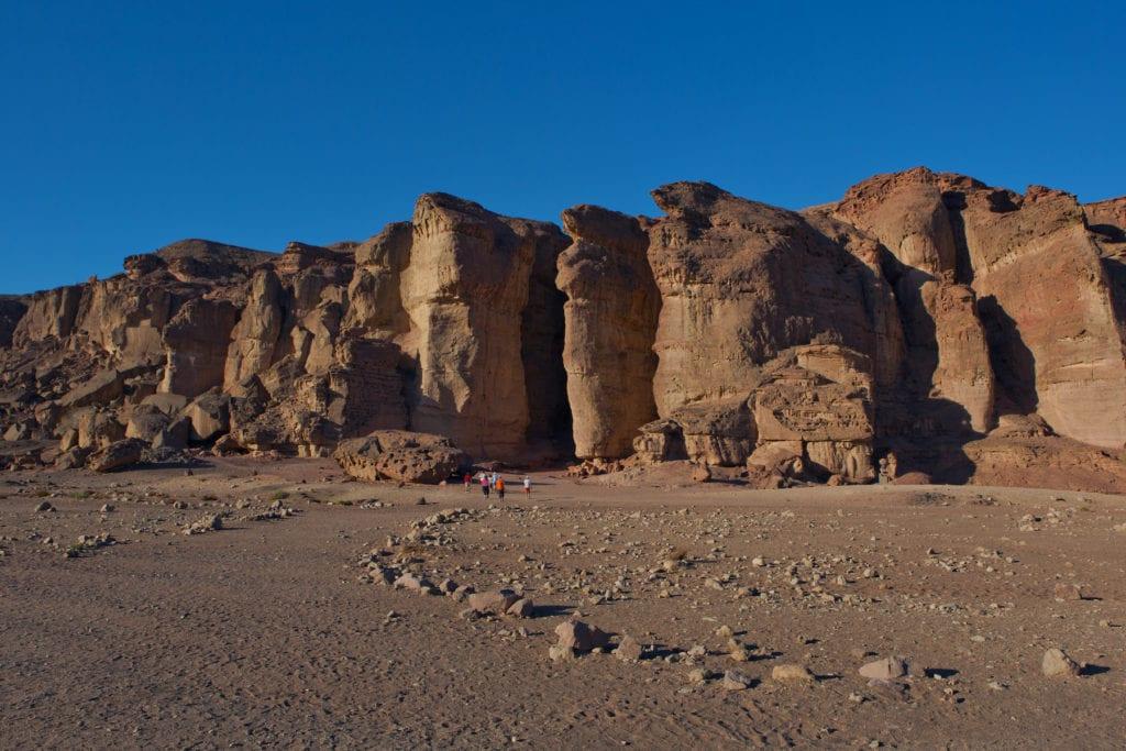 Arava Desert Israel by Dafna Tal IMOT