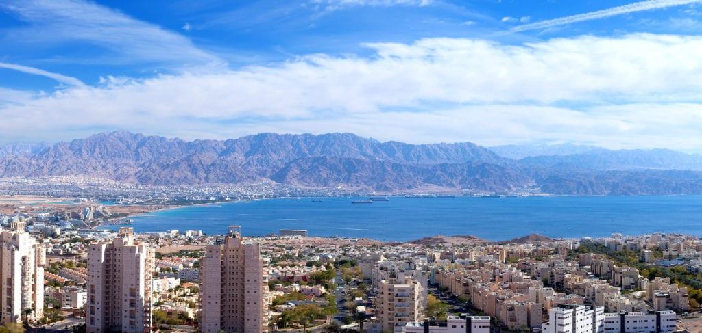 Eilat Israel by StockStudio Aerials Shutterstock