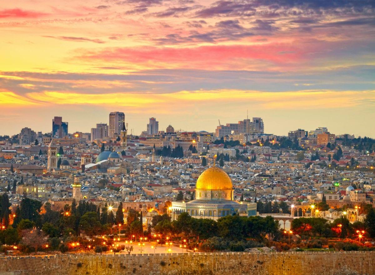 Jerusalem Old City Israel by SJ Travel Photo and Video Shutterstock