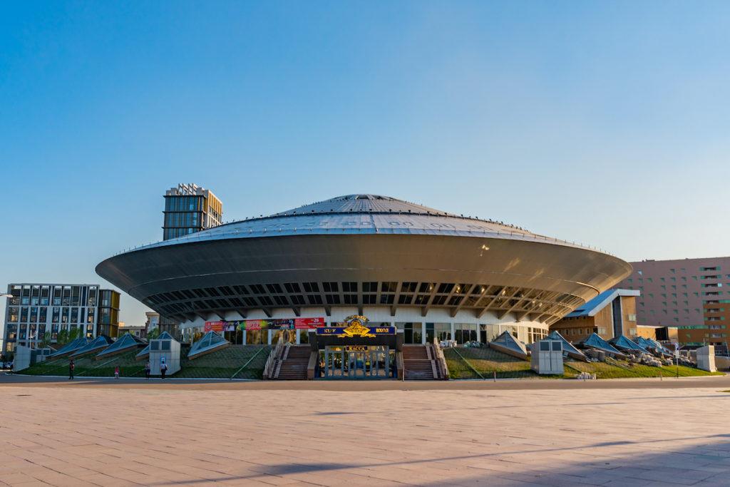 Metropolitan Circus Nur-Sultan Kazakhstan by AlexIA Shutterstock