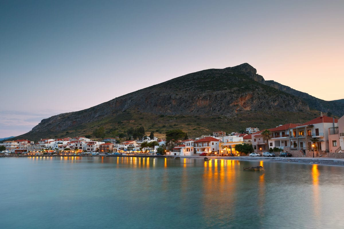 Monemvasia Greece by Milan Gonda SHutterstock