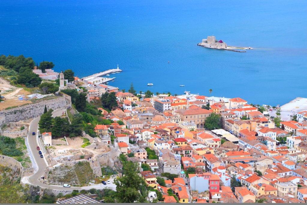 Nafplio Greece by Inu Shutterstock