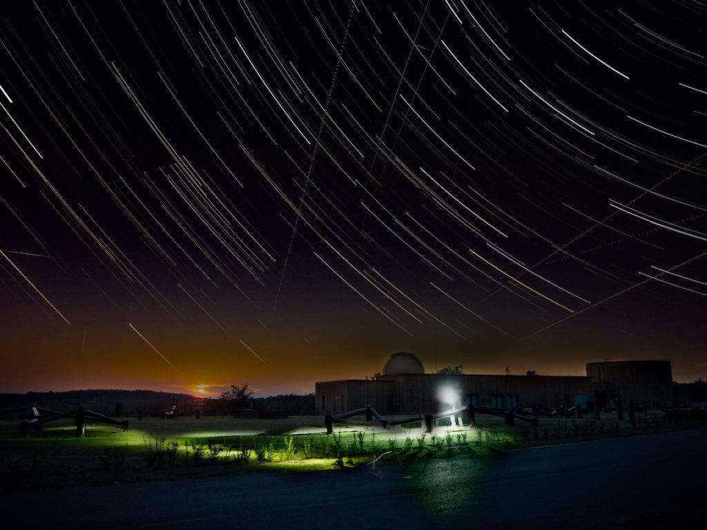 Zselic Starry Sky Park Hungary by zetex1985 Shutterstock