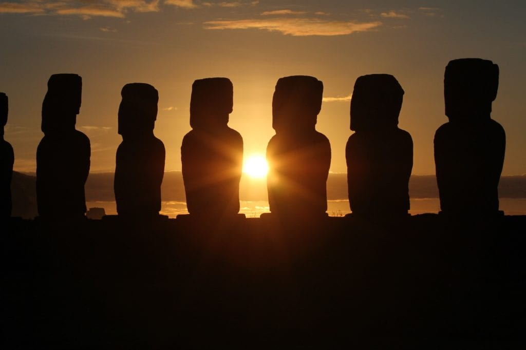 Easter Island Chile by Thomas Griggs Unsplash
