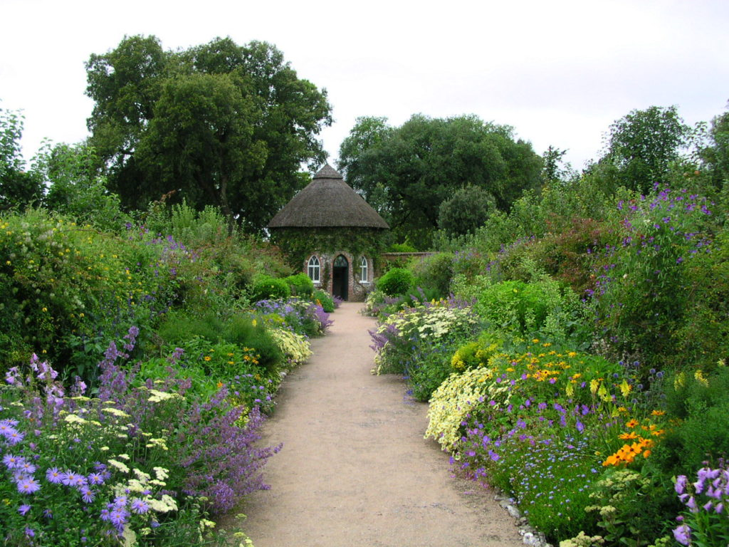 West Dean House Gardens Sussex by Charlesdrakew Wikimedia Commons