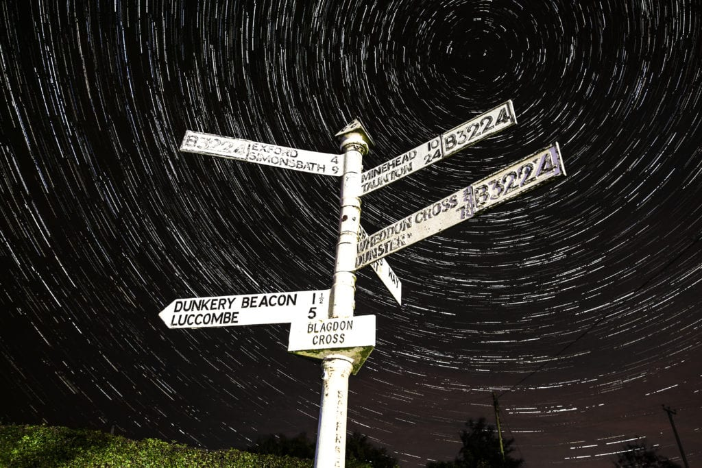 Seeing stars: a night-time visit to Exmoor International Dark Sky Reserve