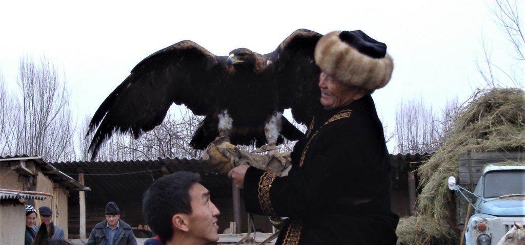 The Kyrgyzstan…Kiss?