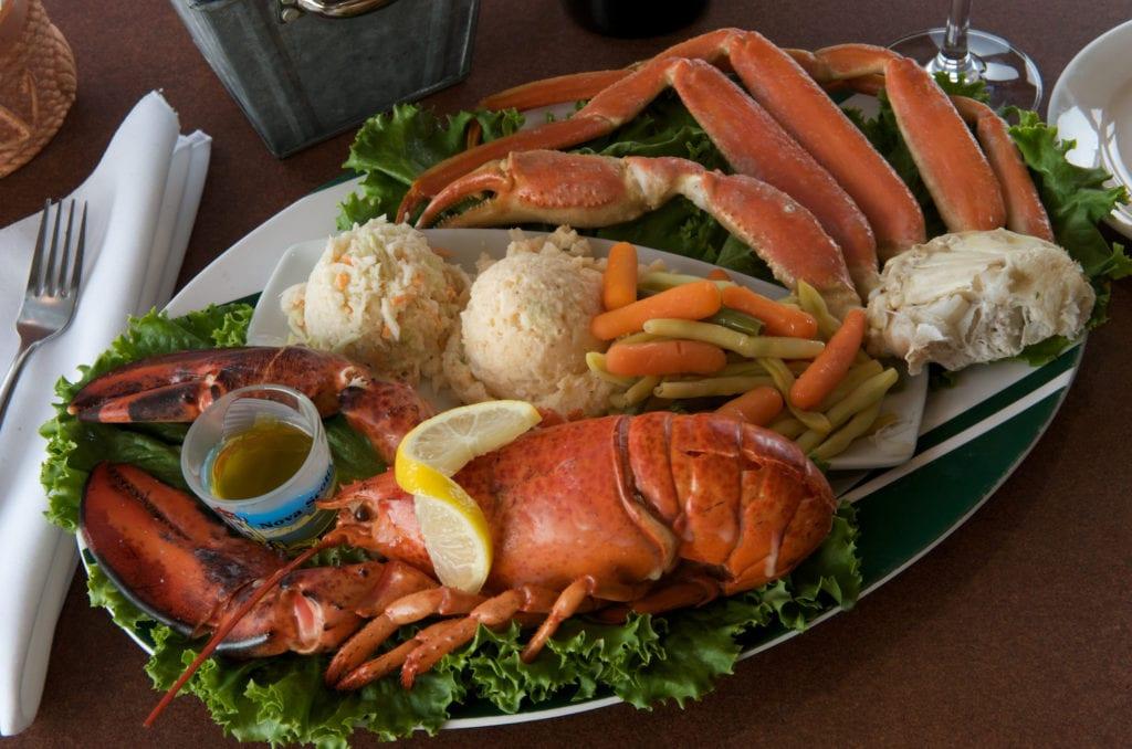 Lobster Seafood Nova Scotia Canada by Nova Scotia Tourism