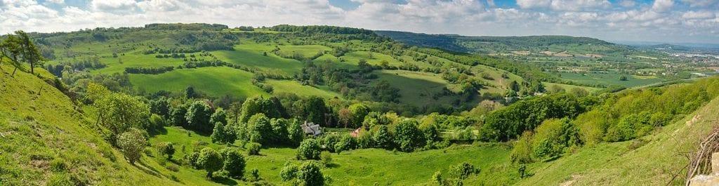 Crickley Hill Cotswolds grasslands