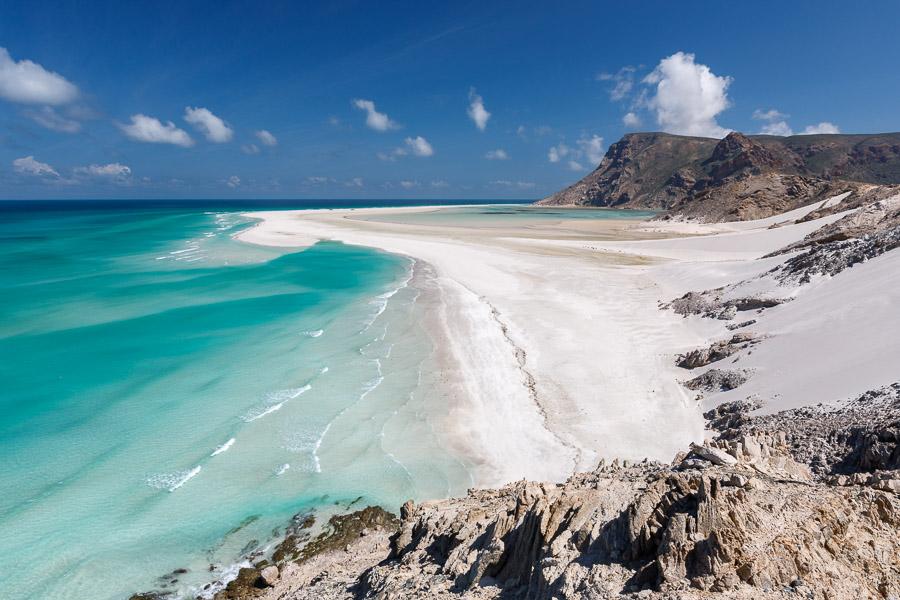 Beach Socotra Chris Miller