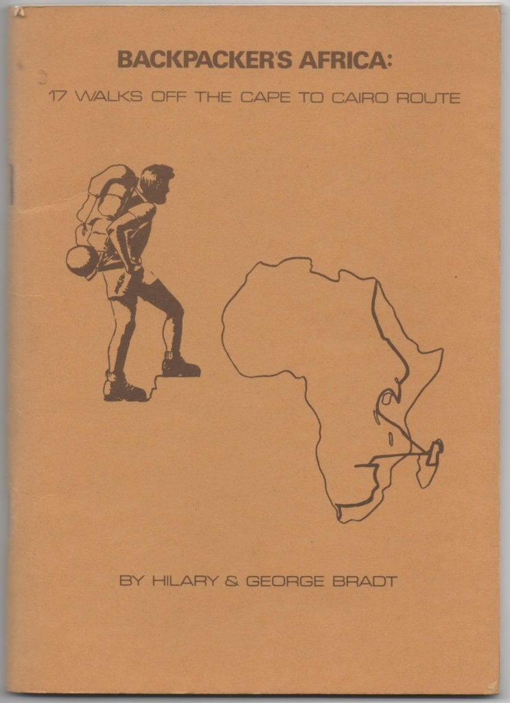 Backpacker's Africa by Hilary Bradt