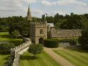 Broughton Castle, Cotswolds, England by Broughton Castle