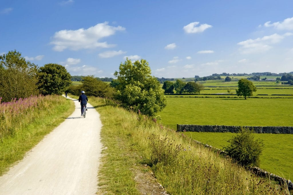 Our favourite cycle routes in England