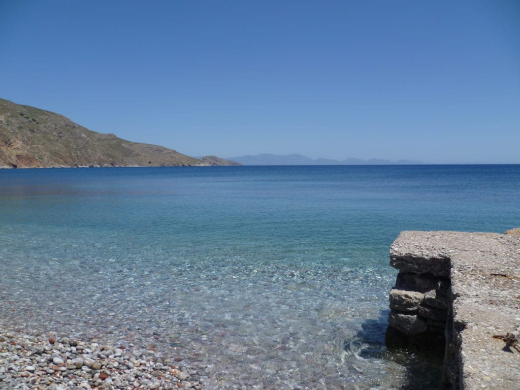 Tilos Dodecanese deserted places by Jen Barclay
