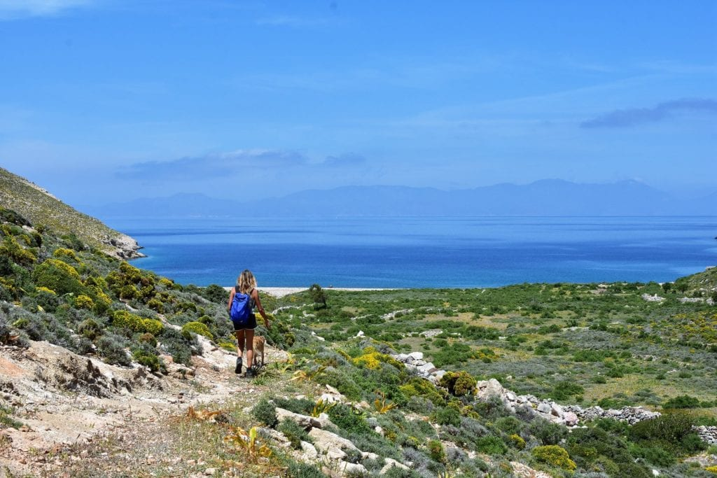 The joys (sometimes) of isolation: the deserted places of the Dodecanese