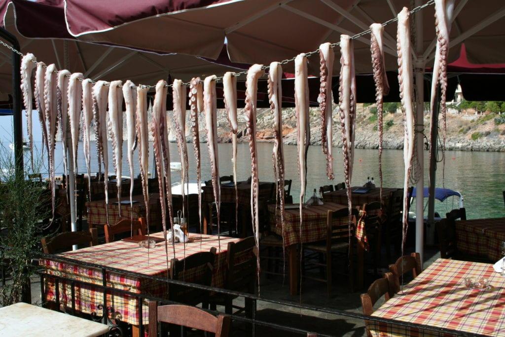 Gerolimenas The Peloponnese Greece by www.traveljunctioninc.com