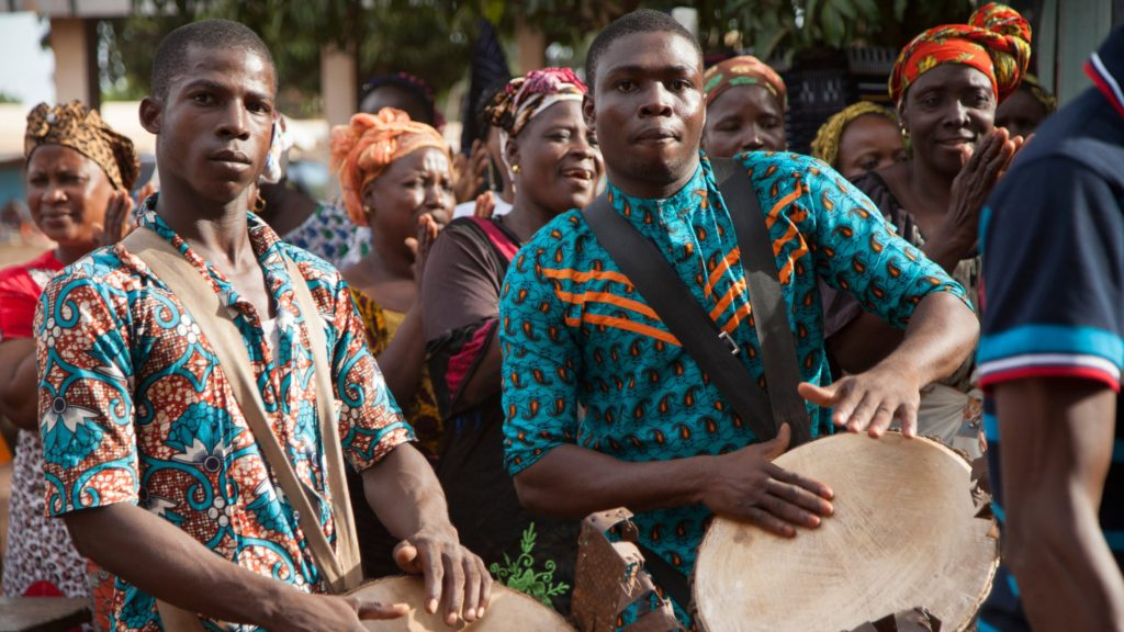 A musical tour of Africa