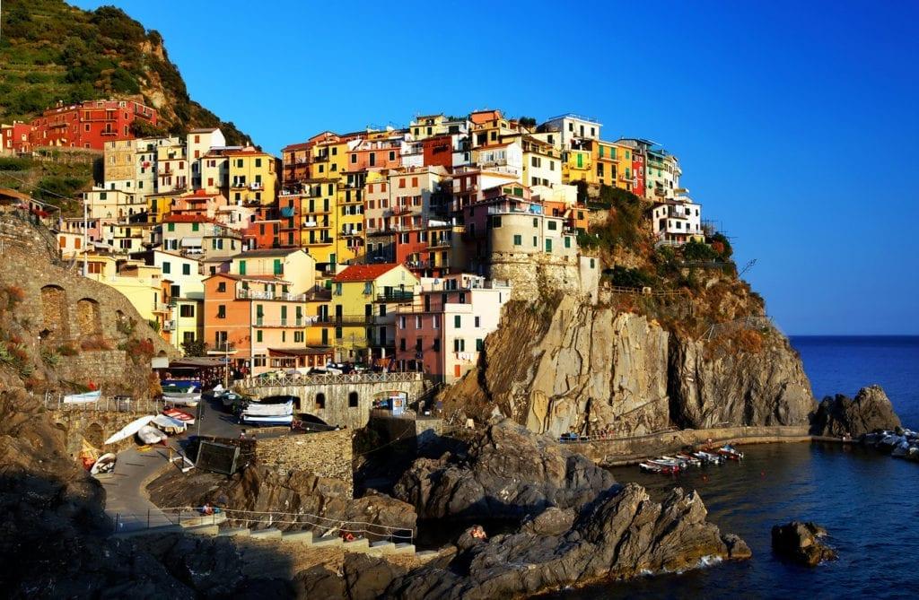 Manarola Liguria Italy
