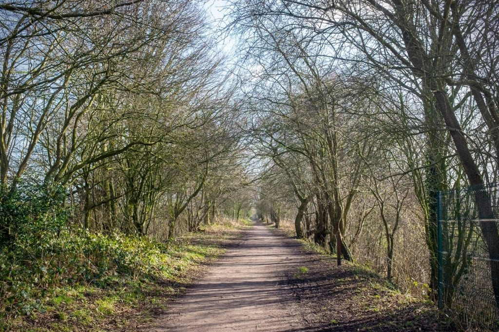 Wirral Way Cheshire by brinkstock, Shutterstock outdoor attractions cheshire