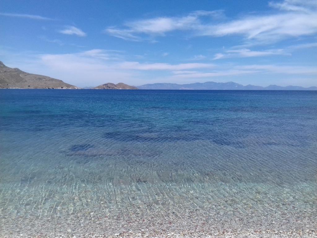 greece beach waters