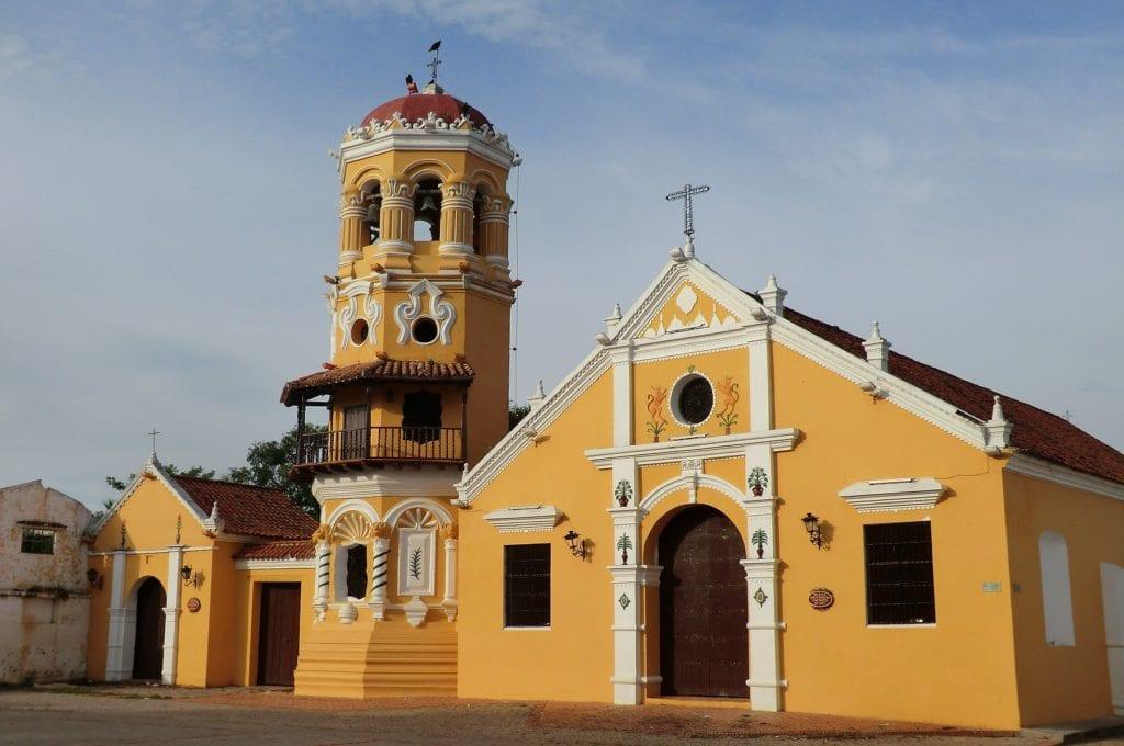Church of Santa Barbara Mompox