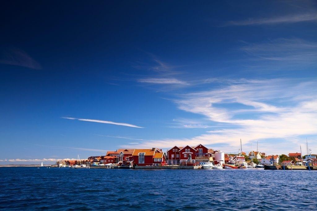 Orust Bohuslän coast Sweden
