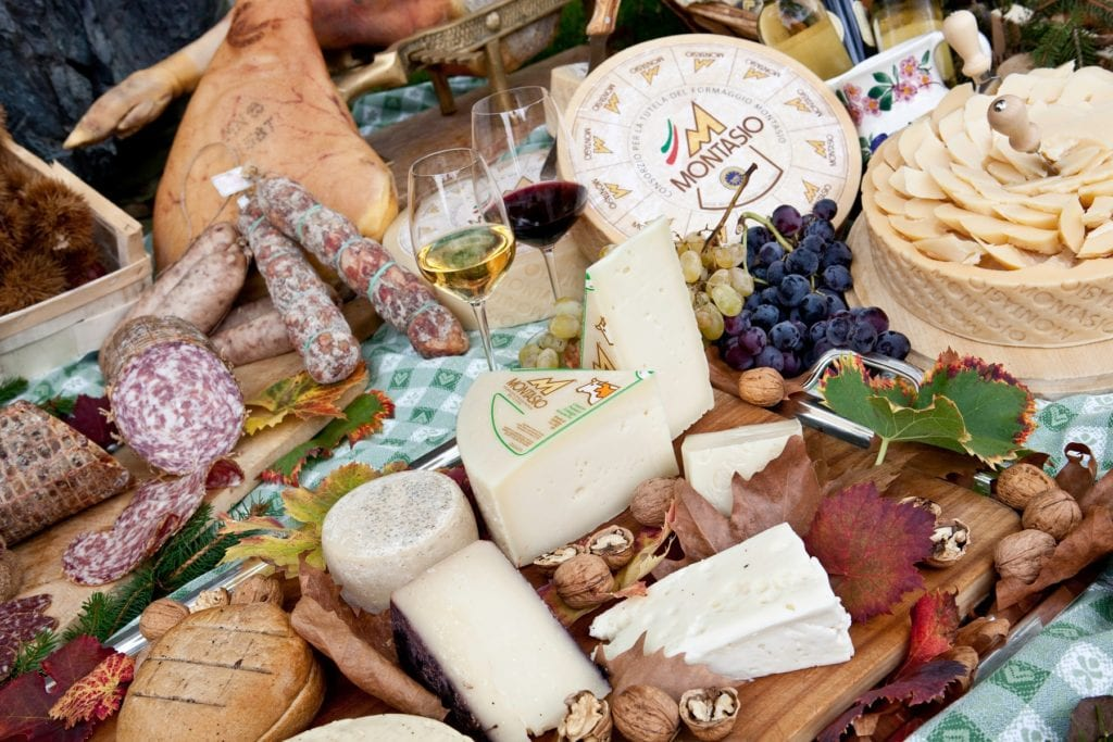 Food Friuli Venezia Giulia Alessandro Castiglioni, Turismo FVG