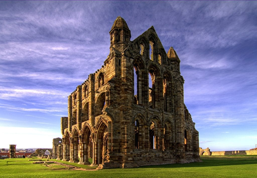 Whitby Abbey which english heritage sites are opening