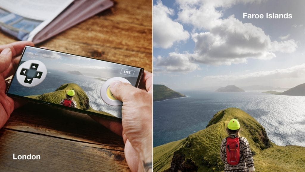 Remote tourism in the Faroe Islands
