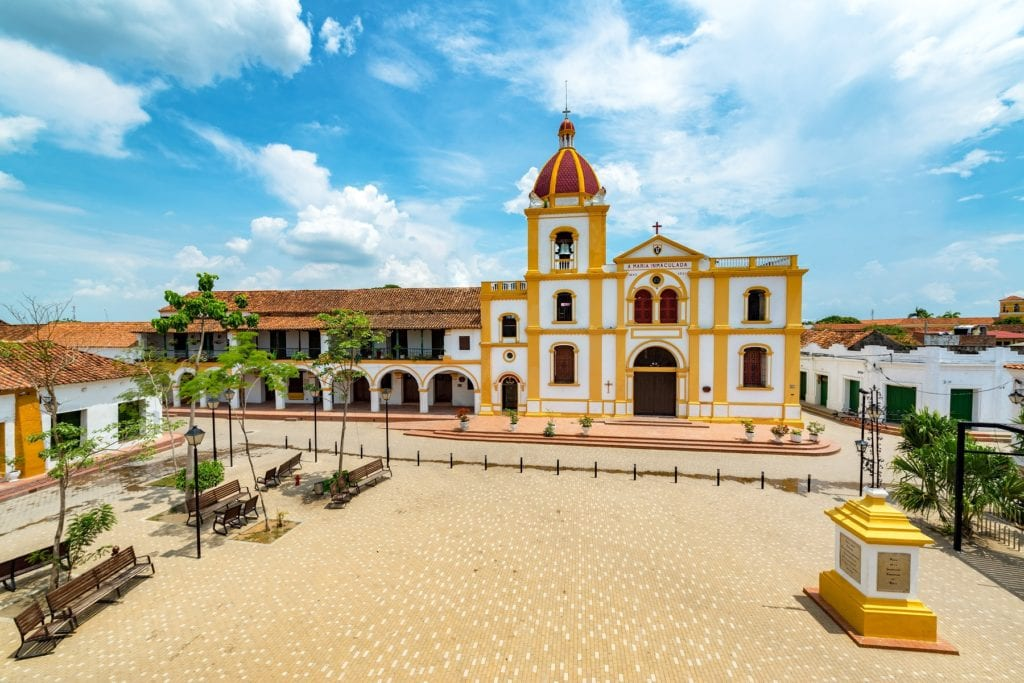 Mompox Macondo Márquez Colombia fictional town