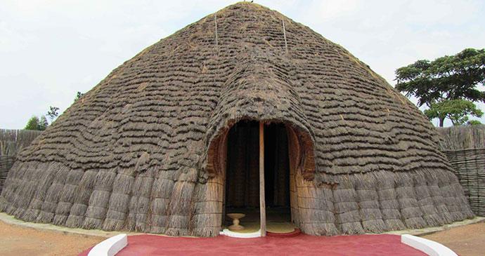 Rukali Palace Museum Rwanda by Elspeth Beidas