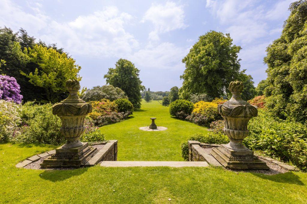 Arley Hall Gardens Cheshire