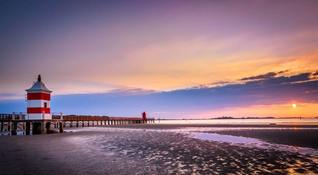 Beach Lignano Sabbiadoro FVG Italy by sabrisy, Shutterstock, Italy's finest attractions