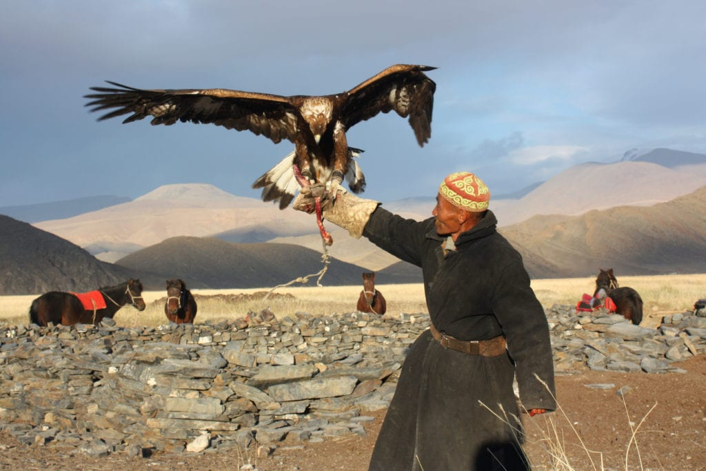 mongolian neighbour china keep coronavirus out eagle
