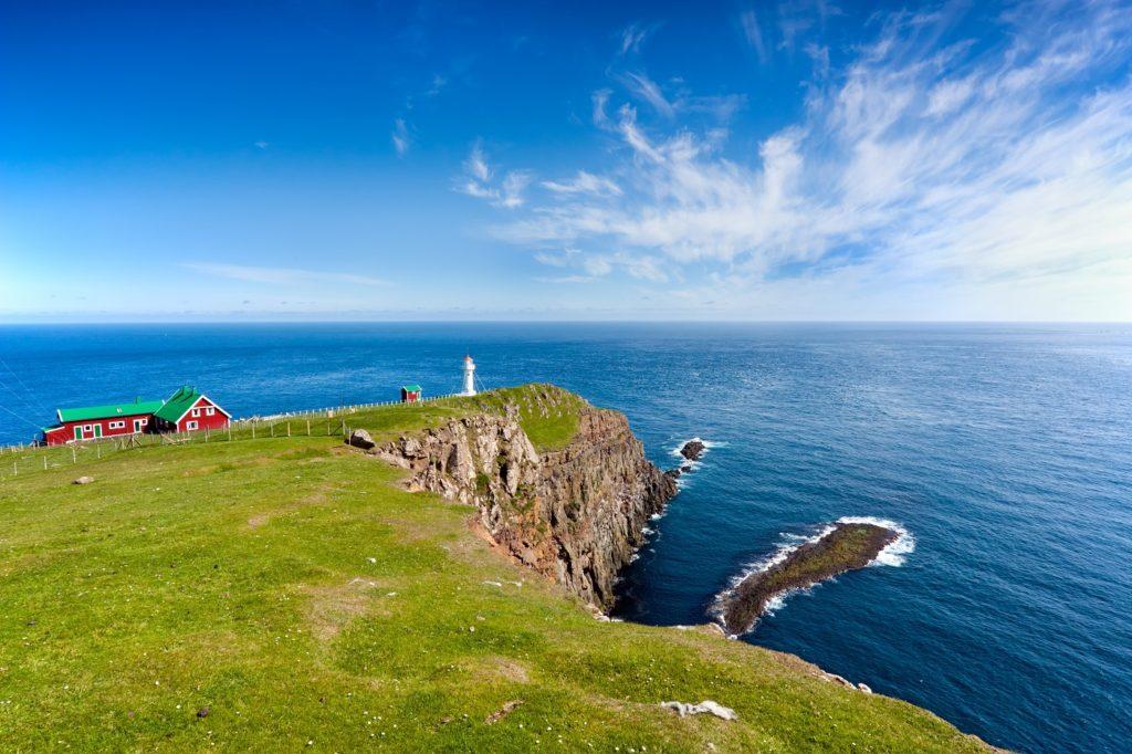 Akraberg Faroe Islands