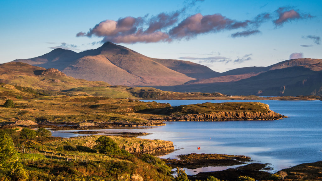 Ben More where to visit inner hebrides