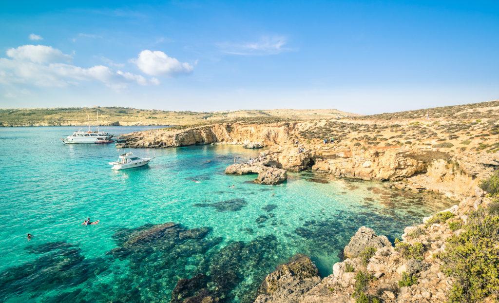 Blue Lagoon Malta by View Apart Shutterstock