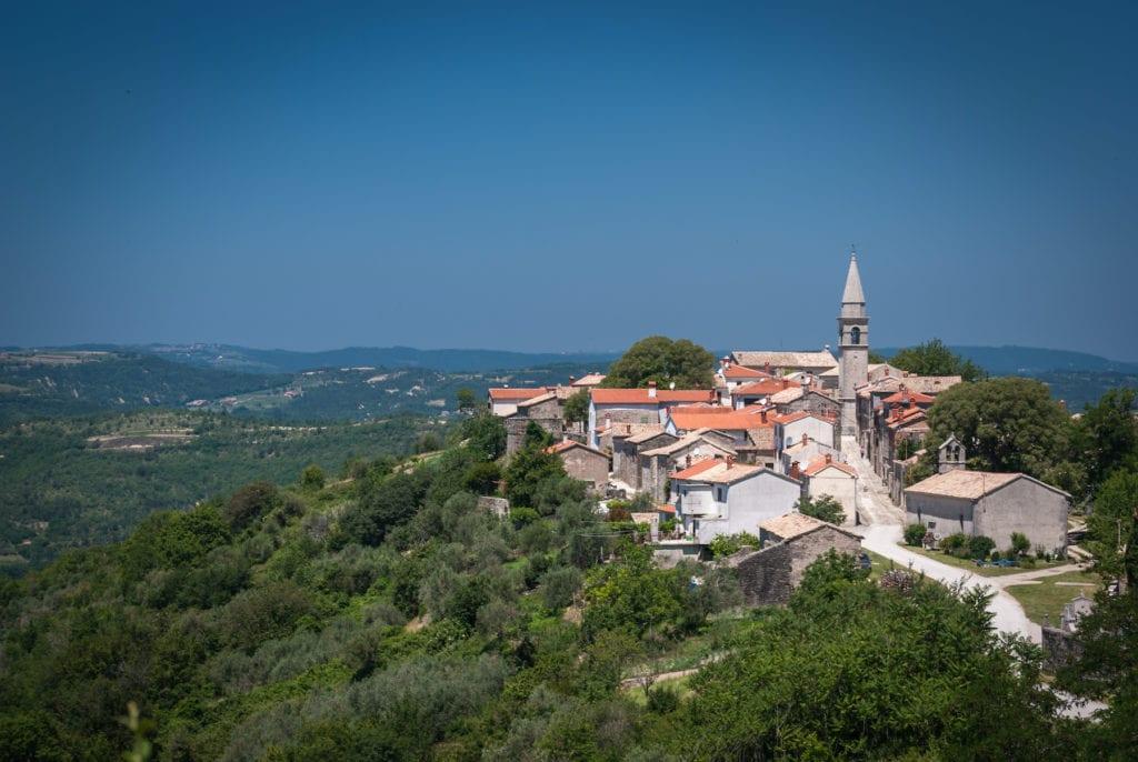 Draguc Istria Croatia by DeepGreen Shutterstock