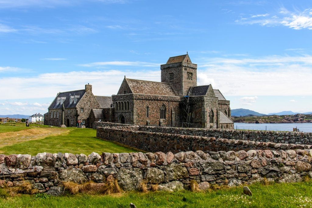Iona Abbey Inner Hebrides
