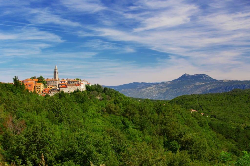 Labin Istria Croatia by Eva Bocek Shutterstock