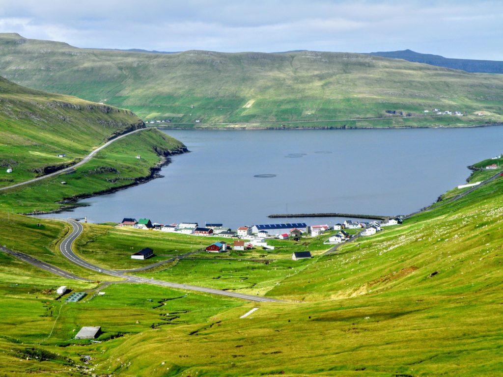 Lopra Faroe Islands remote