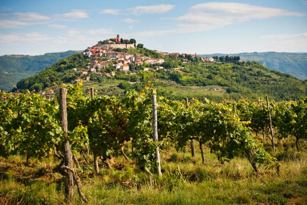 Motovun Istria Croatia by Ver Kailova Shutterstock