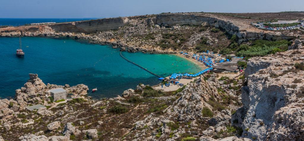 Paradise Bay Malta and Gozo by www.viewingmalta.com