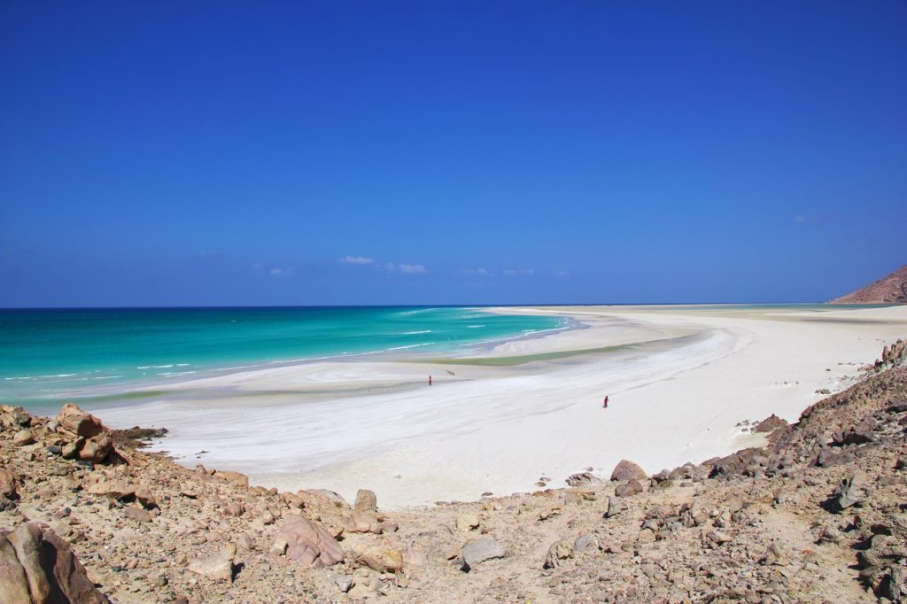 beach socotra guidebook