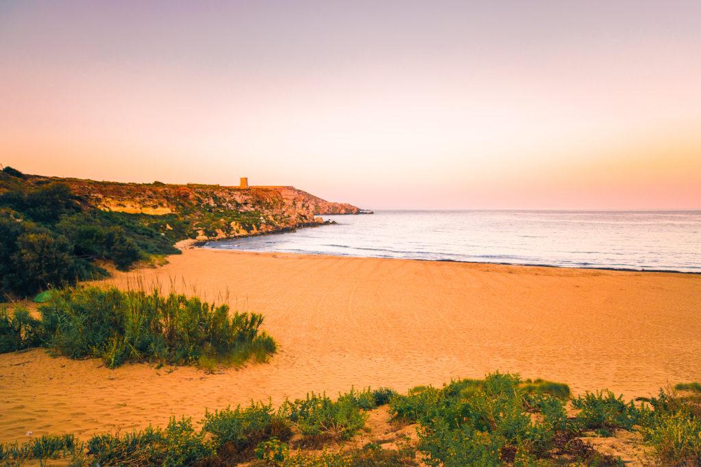 Ramla Bay Malta and Gozo by Visit Malta
