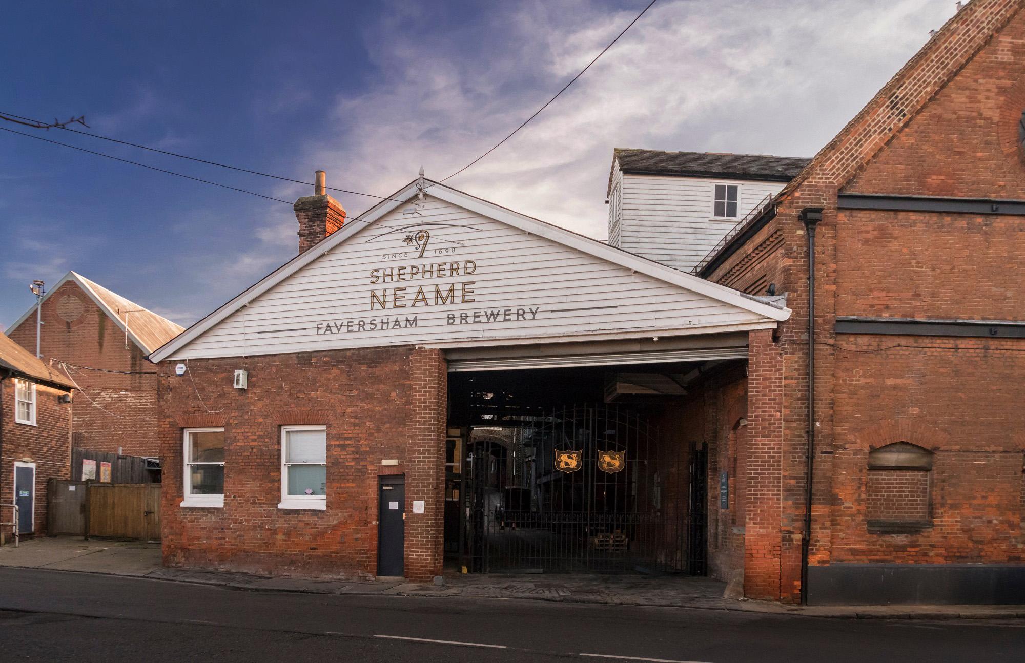 Shepherd Neame best breweries britain