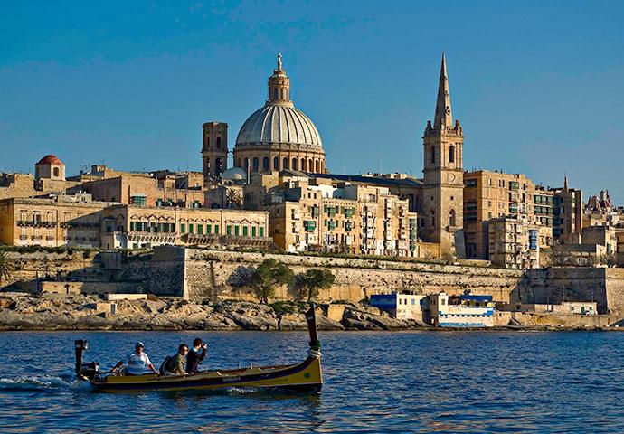 Valletta Malta by Clive Vella www.viweingmalta.com
