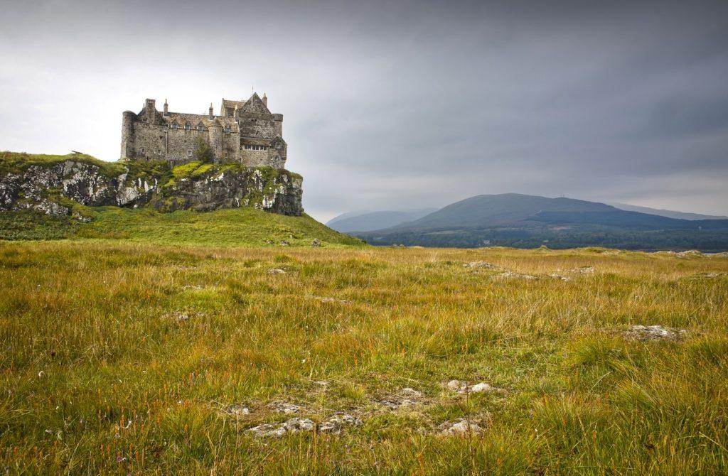 Duart Castle Inner Hebrides