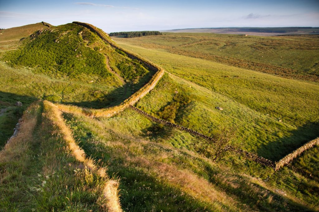 What to see along Hadrian's Wall